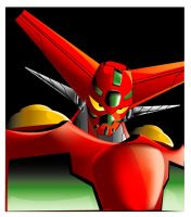 getter robo by sikmaggot