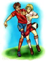 APH: WC2010- Switzerland Spain by FrauV8