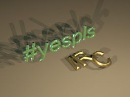 yespls wallpaper bmp by thediamondsaint