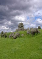 Druid Tomb Stone Circle by Gallopping-Hessian22
