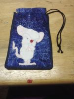 Pinky and the Brain Dice Bag by snowtigra