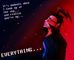You're my Everything by Zombay-Senpai