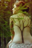 Forest Nymph by Elanor90