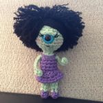 Quirky Doll by Brookette