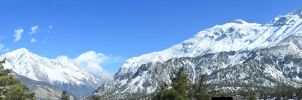 Annapurna Circuit - Day 5 - Pano by LLukeBE