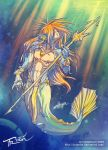 Triton - Lights in the Deep by jesonite