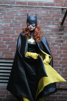 Barbara Gordon - Batgirl XVII by Knightess-Rouge