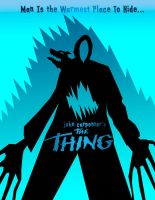 John Carpenter's The Thing by Thomwade