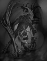 creature of darkness by WTFzerg