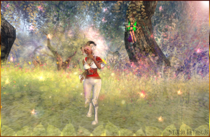 Faun and Fairy - Enchanted Woods - Second Life by Jace-Lethecus