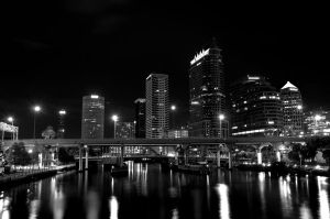Down Town Tampa by Jocyhope
