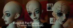 Raiden's Faceup (RD Pan) by monsterhybrid