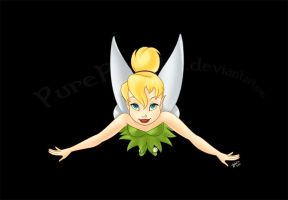 Tinkerbell by PurePeachy