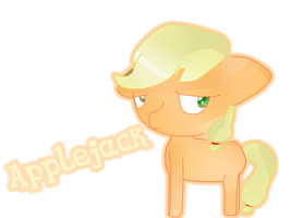 Applejack by KlovahKat