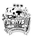 Doodle T-Shirt Design by Shenjie-chan1998