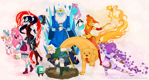 Avatar Time by Pami-R
