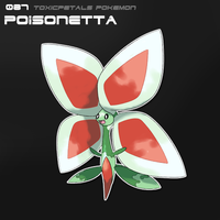 087: Poisonetta by SteveO126