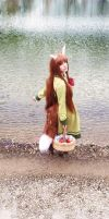 Come with me [Horo Spice and wolf] by Milukyo