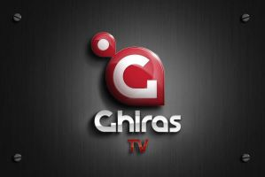Ghiras TV Logo by caprozo911