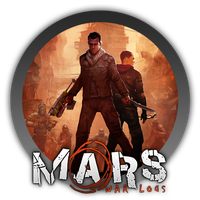 Mars War Logs - Icon by Blagoicons