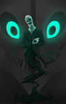 Dr. WingDings Gaster by KrimalFancey