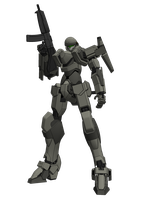 M9E with 40mm Assault Rifle by Illsteir