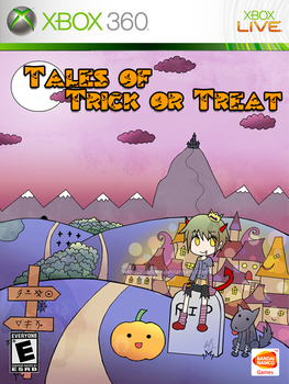 Tales of Trick or Treat by Yuuhiko