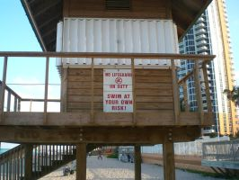 No Lifegaurd by MustBeDreaming15
