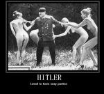 hitler loves sexy parties by bigarch