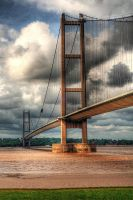 Humber Bridge by taffmeister