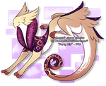Party Mix Caspis for OFFER TO ADOPT (CLOSED) by Mad-Izoku