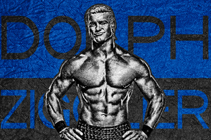 Dolph Ziggler V2 by TeamBringIt