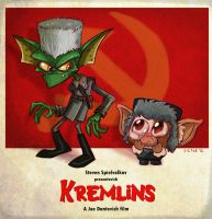 Kremlins by JeffVictor