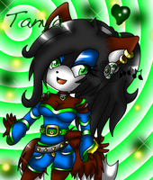 :Comm: Tanyas New Outfit by BlondeFoxxx