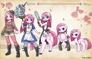 Types- Pinkamena by shepherd0821