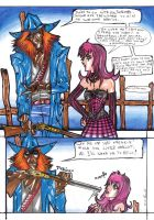 How Dorothy Saved TheScarecrow by Aboshi