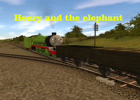Henry and the elephant, on youtube now! by THOMASFAN11