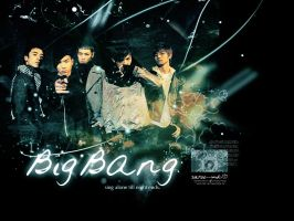 Big Bang Wallpaper by satoo-yuki
