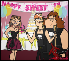 TDRR - Taylor's Sweet 16th Birthday by Galactic-Red-Beauty