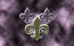 Metal Mark: Fleur de Lis by PrelateZ