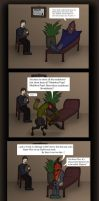 Oddworld - At The Doctor... by JWiesner