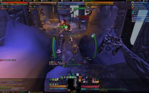 Wow Interface, Nice and clean by mrblondeisback