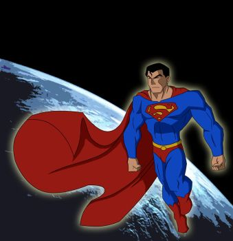 It's Superman by Demias123