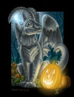 Halloween 2007 by jaxxblackfox