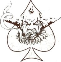 i am the ace of spades by Kennington