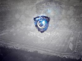 Wallpaper alhilal by LiverPooL1993
