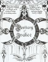 Bestiary of Ivalice- Title page by lk666