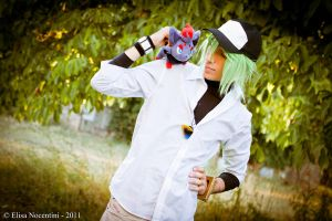 N Harmonia - Pokemon Black and White by oShadowButterflyo
