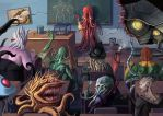 Tentacle Revisited by slumberus
