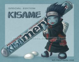 Chibi Freshmaker Kisame by Red-Priest-Usada